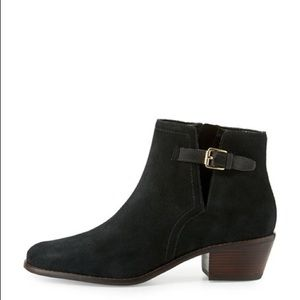 Cole Haan Willette Bootie II 9 Black Suede